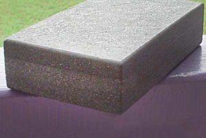 Ace Bullnosing Triple Square Edge Corner Aris Top & Bottom